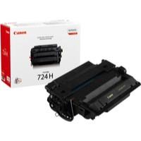 Canon LBP-6750DN Laser Toner Cartridge CRG724H High Yield Black 3482B002AA