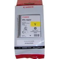 Canon IPF500/600/700 Ink Tank 130ml Yellow 0898B001AA
