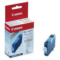 Image for Canon Bubble Jet BJC-6500 Replacement Photo Ink Tank Cyan BC-32 BCI-3EPC