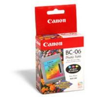 Image for Canon Bubble Jet BJC-1000/BJC-250 Photo Inkjet Cartridge BC-06