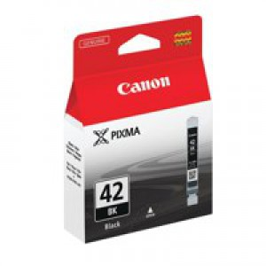 Canon Pixma CLI-42BK Inkjet Cartridge Photo Black 6384B001