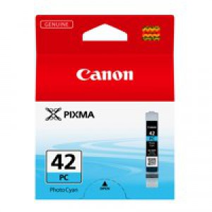 Canon Pixma CLI-42PC Inkjet Cartridge Photo Cyan 6388B001