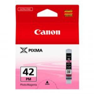 Canon Pixma CLI-42PM Inkjet Cartridge Photo Magenta 6389B001