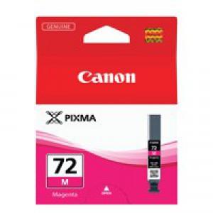 Canon Pixma Pro-10 PGI-72M Inkjet Cartridge Magenta 6405B001