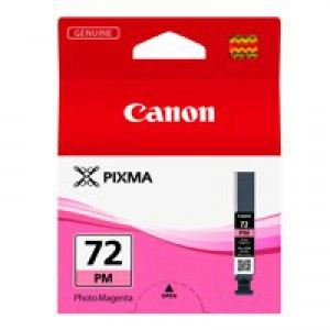 Canon Pixma PGI-72PM Inkjet Cartridge Photo Magenta 6408B001
