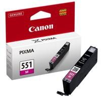 Canon Pixma CLI-551M Inkjet Cartridge Magenta 6510B001