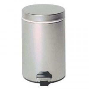Pedal Bin Stainless Steel 12 Litre