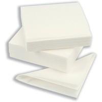 Maxima Napkin 320mm 1-Ply White Pack of 500