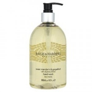 Bayliss Harding Mandarin and Grapefruit Wash VBHMHWGM