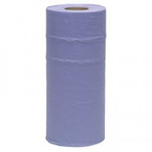 CPD 10 inch Paper Roll Blue HR2240