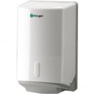 Kruger Mini Centre Feed Hand Wiper Dispenser DS9220