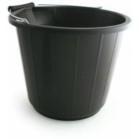 Bentley 14 Litre Heavy Duty Bucket Black BUCKET.01