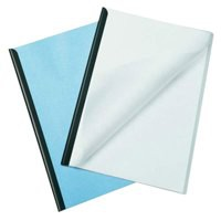 Durable Report Cover A3/A4 Folded Gloss Opaque Pk 50 2939/19
