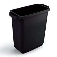 Durable Durabin 60L Bin Recycled Black 1800496221
