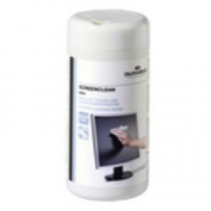 Durable Screenclean Wipes 5736/02 Tub of 100