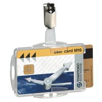Durable Dual Security Pass Holder Pk 25 821819