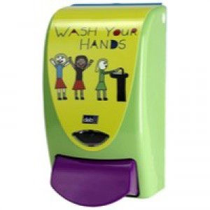 DEB Proline Now Wash Your Hands Dispenser PROL1SCH