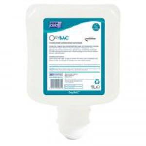 DEB Oxybac Anti-Bacterial Foaming Soap 1 Litre OXY1L