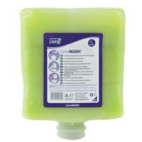Deb Solopol Lime Hand Wash 2 Litre Cartridge (Pack of 4) LIM2LTR