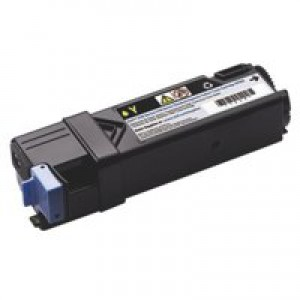 DELL 2150CN YELLOW TONER STD DELL 2150CN YELLOW TONER 8GK7X