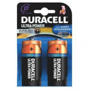 Duracell Ultra Battery Pack of 2 D 75051964