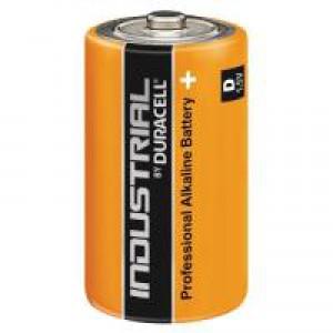 Duracell Industrial D Alkaline Batteries 81451917
