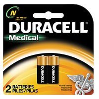 Image for Duracell Remote Control Battery 1.5V MN9100 Pack of 2 81223600