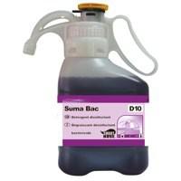 Diversey Suma Bac Detergent Surface Sanitizer D10 1.4 Litre 7517201