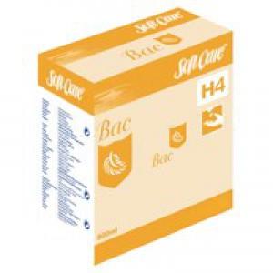 Diversey Soft Care Bac H4 Antibacterial Foam Hand Wash 800ml 6960800