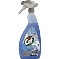 Cif Professional Window/Multi-Surface Cleaner 750ml 7517904