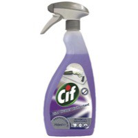 Cif Professional 2in1 Cleaner/Disinfectant 750ml 7517920