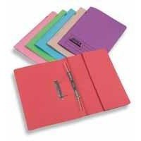 Image for Acco Eastlight Breast Cancer Campaign Jiffex Pocket File Foolscap Pink 43317EAST