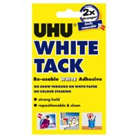 UHU White Tack 42196