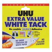UHU White Tack Economy Pk 43527