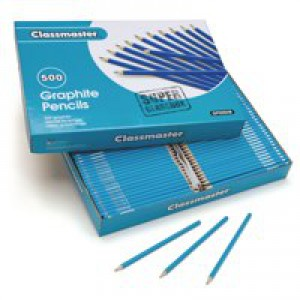 Eastpoint bulk bx500 Classmaster graphite HB pencil  gp500hbg