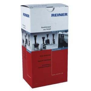 Colop Reiner B6K Digit Auto Number 4.5mm REIB6K45