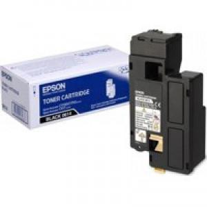Epson Acubrite Toner Cartridge Black
