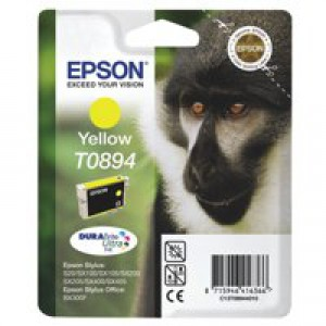 Epson Ink Cartridge T0894 Yellow C13T08944011