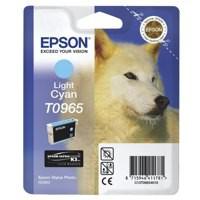 Epson R2880 Ink Cartridge Light Cyan C13T09654010