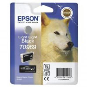 Epson R2880 Ink Cartridge Light Light Black C13T09694010
