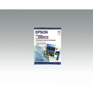 Epson Photo Quality Inkjet Paper A4 720dpi Pack of 100 C13S041061