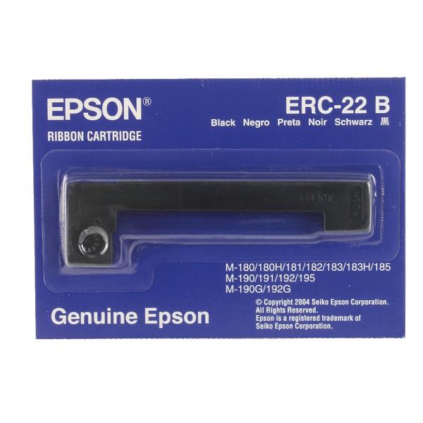 Epson ERC22 Fabric Ribbon Black C43S015204