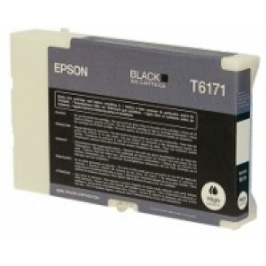 Epson B-500DN High Capacity Inkjet Cartridge Black C13T617100