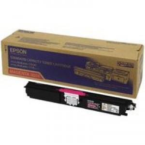 Epson AcuLaser C1600/CX16 Toner Cartridge Standard Capacity 1.6K Magenta C13S050559