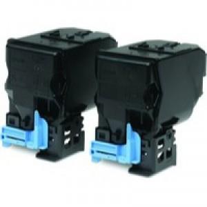 Epson Toner Cartridge Standard Capacity Twin Pack Black C13S050594