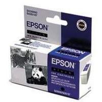 Epson Stylus C400/440/500 Inkjet Cartridge Black 15ml C13T050140
