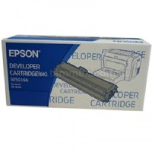 Epson Toner/Developer Cartridge EPL-6200 Black C13S050166