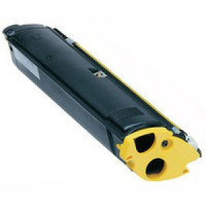 Epson AcuLaser C9100 Acubrite Toner Cartridge Yellow S050195 C13S050195