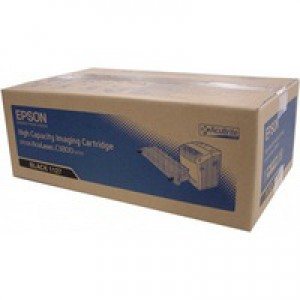 Epson AcuLaser C3800 Toner Cartridge High Capacity Black C13S051127