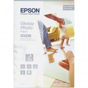 Epson Photo Paper Glossy 10X15cm 200gsm